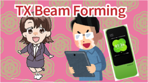 TX Beam Forming